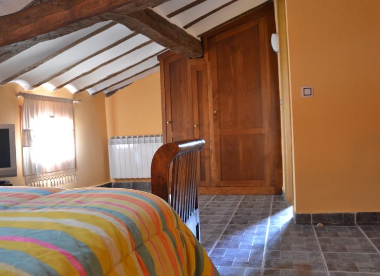 Habitación_Menta_02_La Aldea Encantada