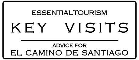Advicing what to visit in El Camino de Santiago