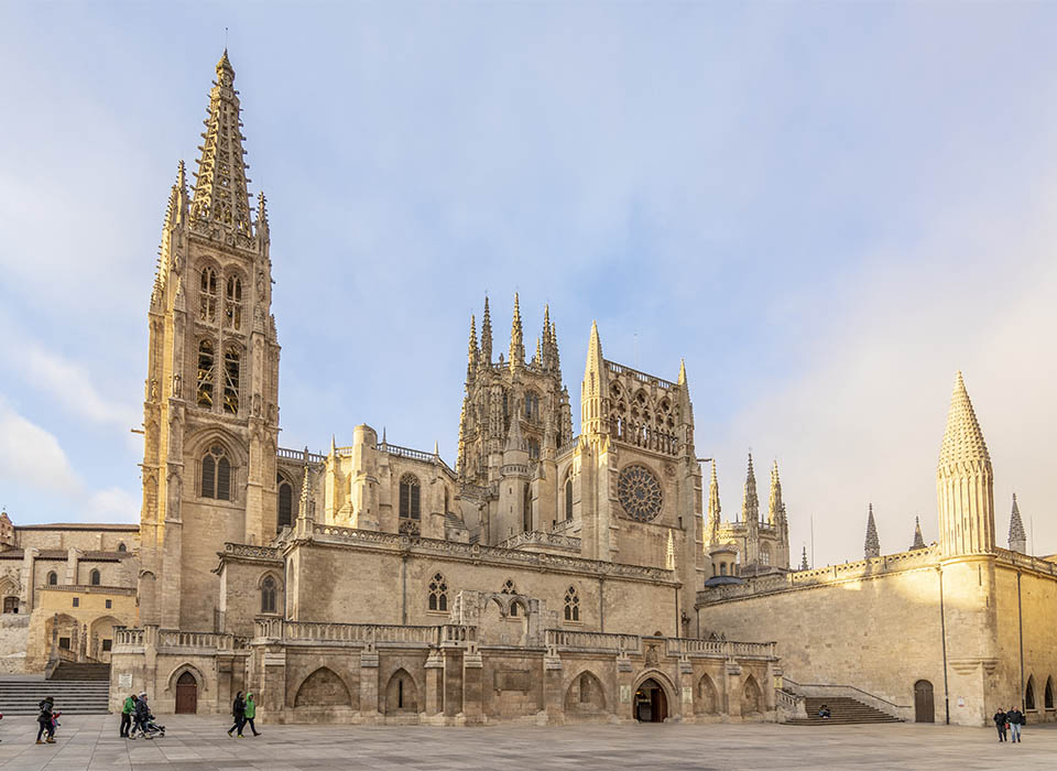 Burgos Cathedral, a UNESCO World Heritage Site to visit in tourism