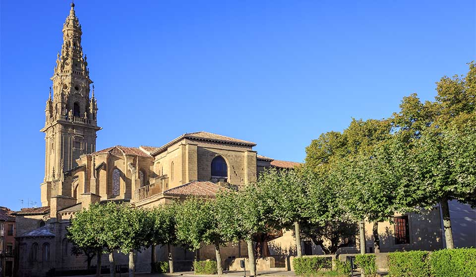 Cathedral of the Savior of Santo Domingo de la Calzada, in La Rioja